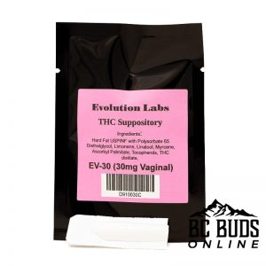 Evolution Labs Vaginal Suppository