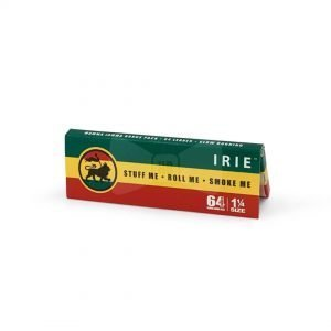 Irie 1 1/4 Rolling Papers