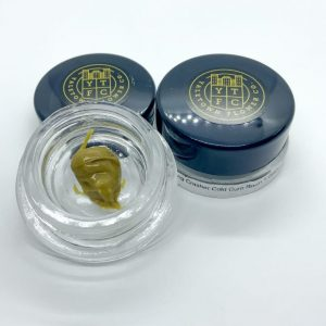 Wedding crasher cold cure rosin